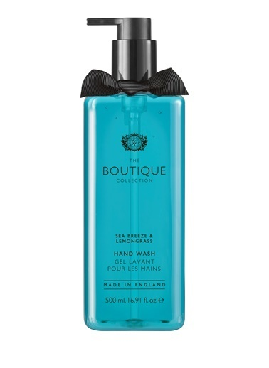 Boutique Sea Breeze & Lemongrass Sıvı El Sabunu 500 ml Renksiz